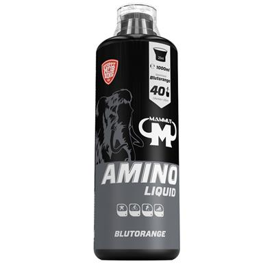 Aminoliquid - Blood Orange - 1000 ml bottle