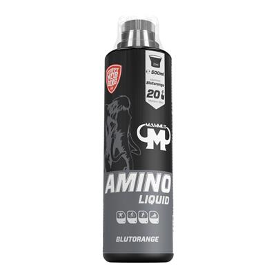 Aminoliquid - Blood orange - 500 ml bottle
