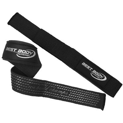 Lat Pull Strap Top Grip - black - pair