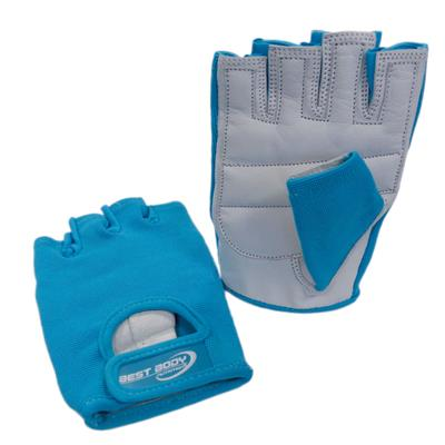 Gloves Power - turquoise - L - pair