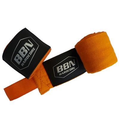 Boxing Bandages - orange - pair