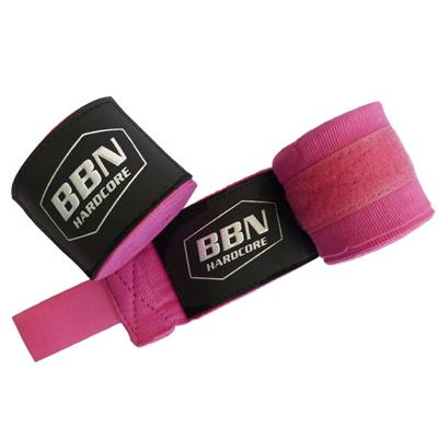 Boxing Bandages - pink - pair