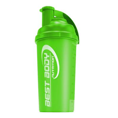 Protein Shaker - green - Design Best Body Nutrition - unit