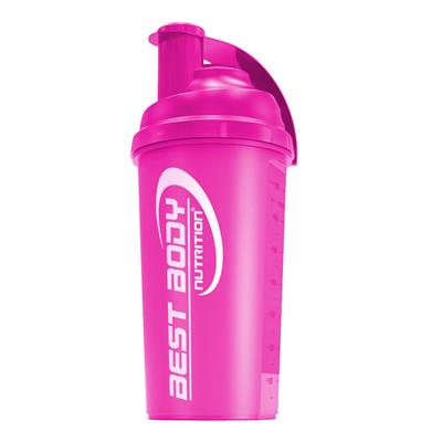 Protein Shaker - pink - Design Best Body Nutrition - unit