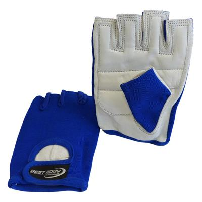 Gloves Power - blue - M - pair