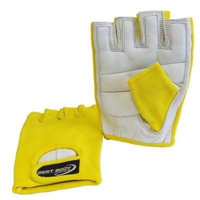 Gloves Power - yellow - L - pair