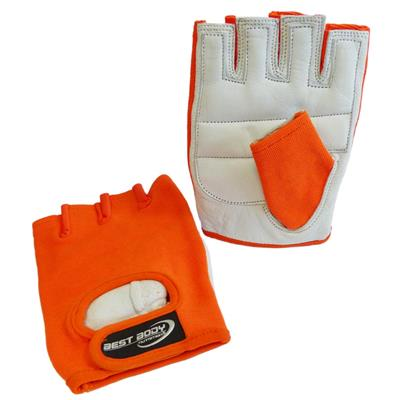 Handschuhe Power - orange - S - Paar