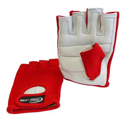 Gloves Power - red - S - pair