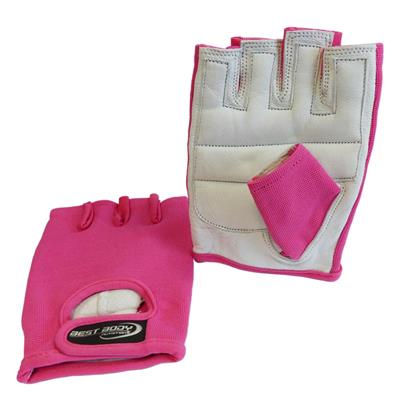 Gloves Power - pink - L - pair