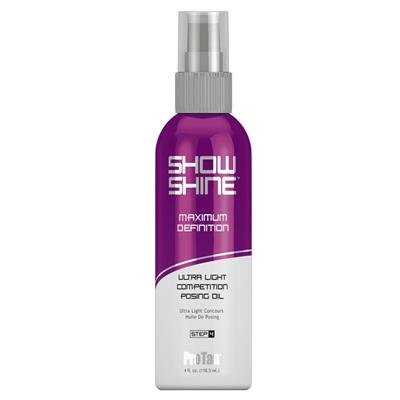 ProTan - Show & Shine Ultra Light - 118,5 ml spray bottle