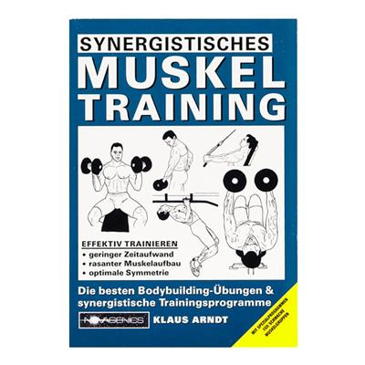 Book - Synergistisches Muskeltraining - German - unit