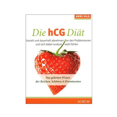 Book - Die hCG Diät - German - unit