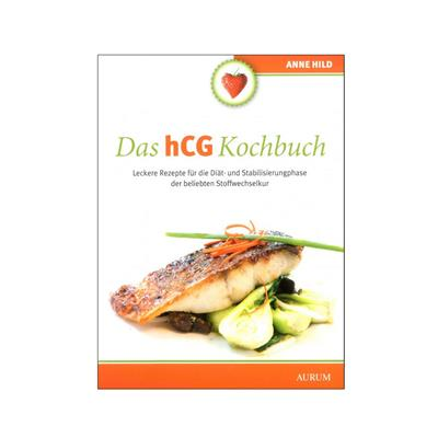Book - Das hCG Kochbuch - German - unit