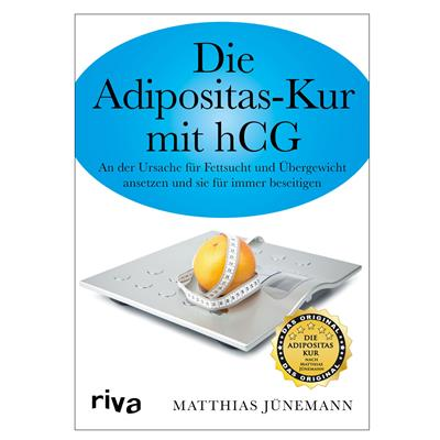 Book - Die Adipositas-Kur mit hCG - German - unit