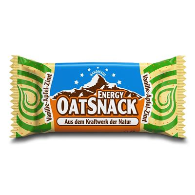 Oat Snack Bar - Vanilla Apple Cinnamon - 65 g bar