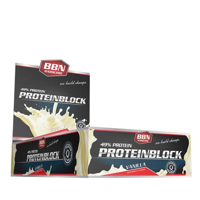 Protein Block - Vanilla - 90 g bar