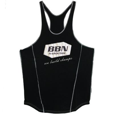 Muscle Tank Top - black - L - unit