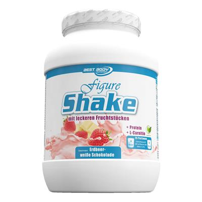 Figure Shake - Strawberry White Chocolate - 750 g can