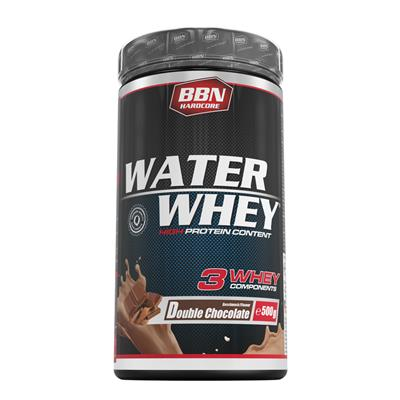 Water Whey Protein - Double Chocolate - 500 g Dose