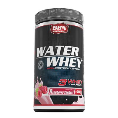 Water Whey Protein - Raspberry Yoghurt - 500 g can