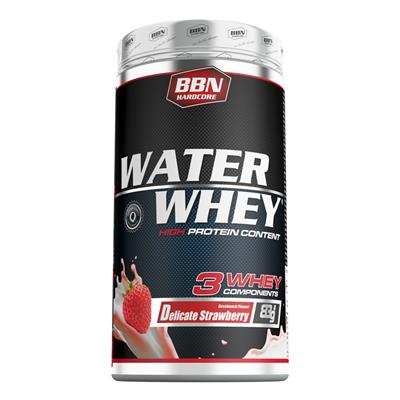 Water Whey Protein - Delicate Strawberry - 500 g can