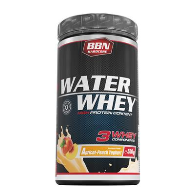 Water Whey Protein - Apricot Peach Yoghurt - 500 g Dose