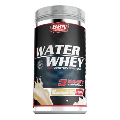 Water Whey Protein - Macadamia Nut - 500 g can