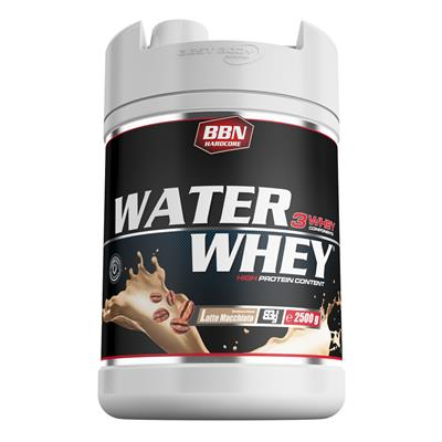 Water Whey Protein - Latte Macchiato - 2500 g can