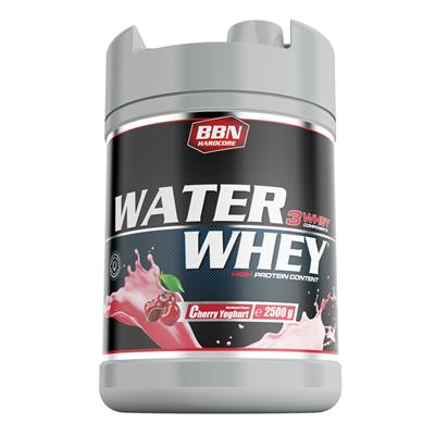 Water Whey Protein - Cherry Yoghurt - 2500 g can