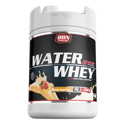 Water Whey Protein - Apricot Peach Yoghurt - 2500 g can