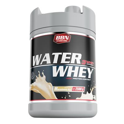 Water Whey Protein - Macadamia Nut - 2500 g can