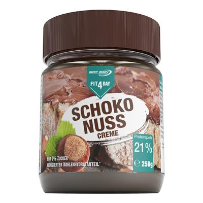 Chocolate Nut Spread - Chocolate Nut - 250 g glass