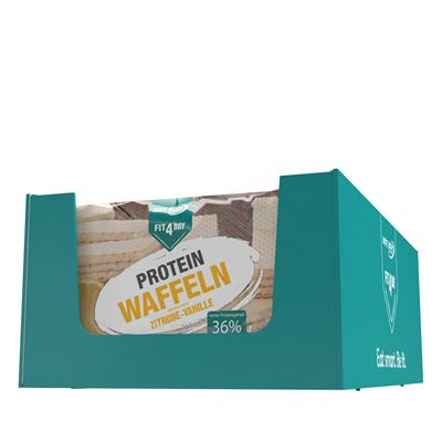 Protein Wafers - Lemon Vanilla - 63 g Pack