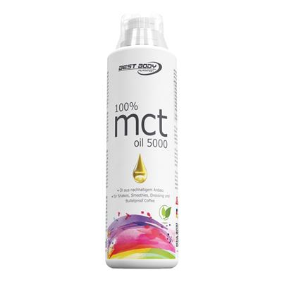 MCT Oil 5000 - 500 ml bottle