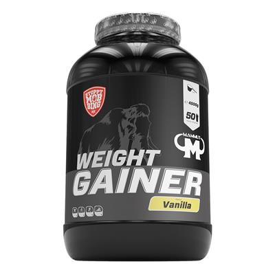 Weight Gainer Crash 5000 - Vanille - 4500 g Dose