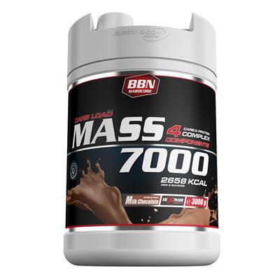 Mass 7000 - Milk Chocolate - 3000 g can