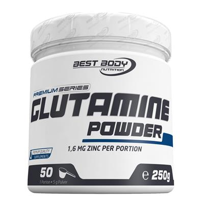 L-Glutamin Powder - 250 g Dose