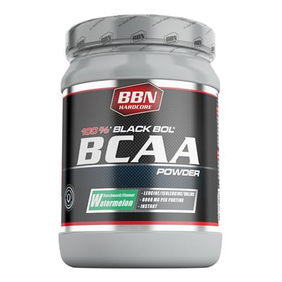 BCAA Black Bol Powder - Watermelon - 450 g can