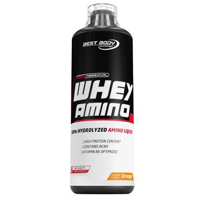 Whey Amino Liquid - Orange - 1000 ml Flasche