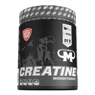 Creatin Monohydrat Powder - 550 g can