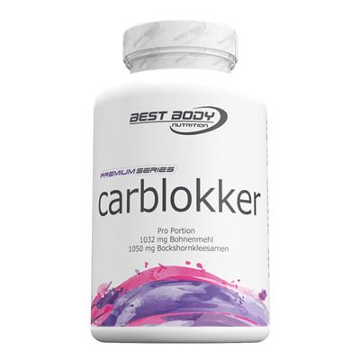 Carblokker Capsules - 100 pcs/can