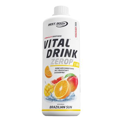 Vital Drink - Brazilian Sun - 1000 ml bottle
