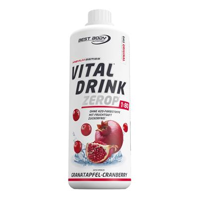 Vital Drink - Pomegranate Cranberry - 1000 ml bottle