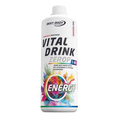 Vital Drink - Energy - 1000 ml bottle
