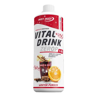 Vital Drink - Winter Punch - 1000 ml bottle