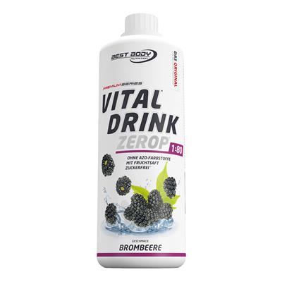 Vital Drink - Blackberry - 1000 ml bottle