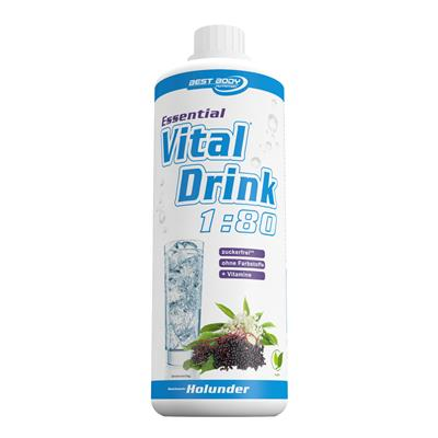 Essential Vital Drink - Elder - 1000 ml bottle