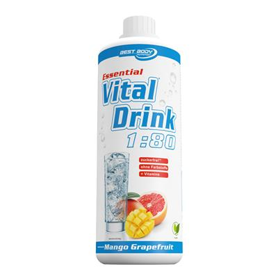Essential Vital Drink - Mango Grapefruit - 1000 ml bottle