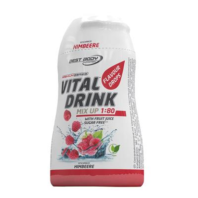 Vital Drink - Raspberry - 48 ml squeeze bottle