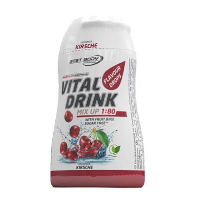 Vital Drink - Cherry - 48 ml squeeze bottle